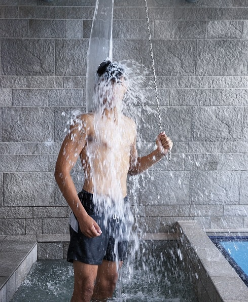 The Acne Clearing Secret of Cold Showers – Supernatural Acne